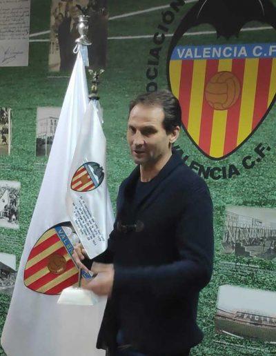 APAVCF Homenaje a Fernando Giner
