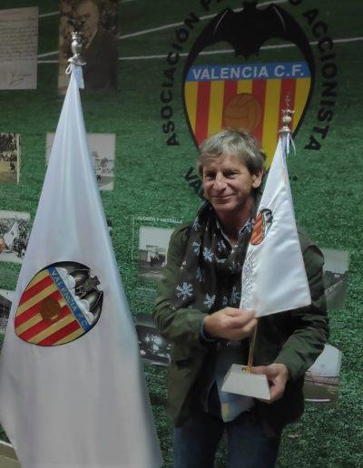 APAVCF-Jugador del VCF, Miguel Angel Bossio